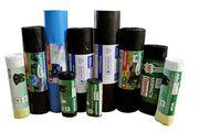 Мусорные мешки полиэтиленовые производим