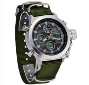 Мужские стильные часы Amst - олицетворение статуса!